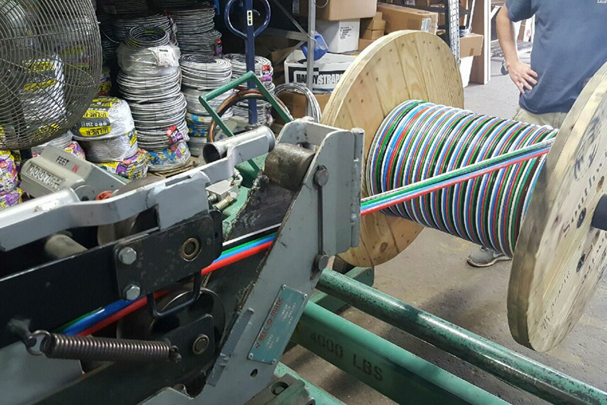 Custom Cable Reel