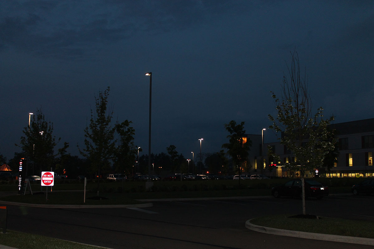 Genesis Campus Lighting