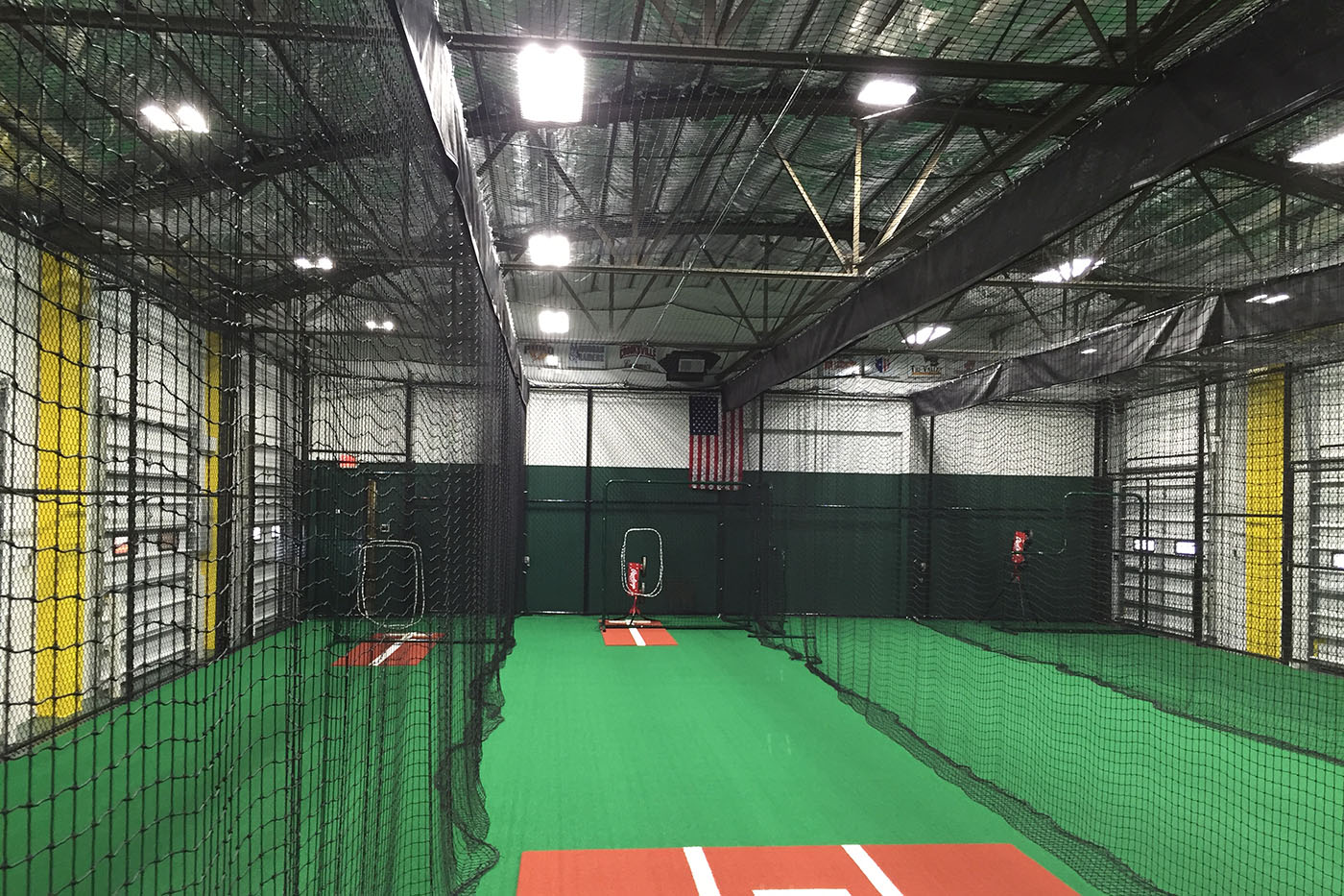 Off Season Batting Cages