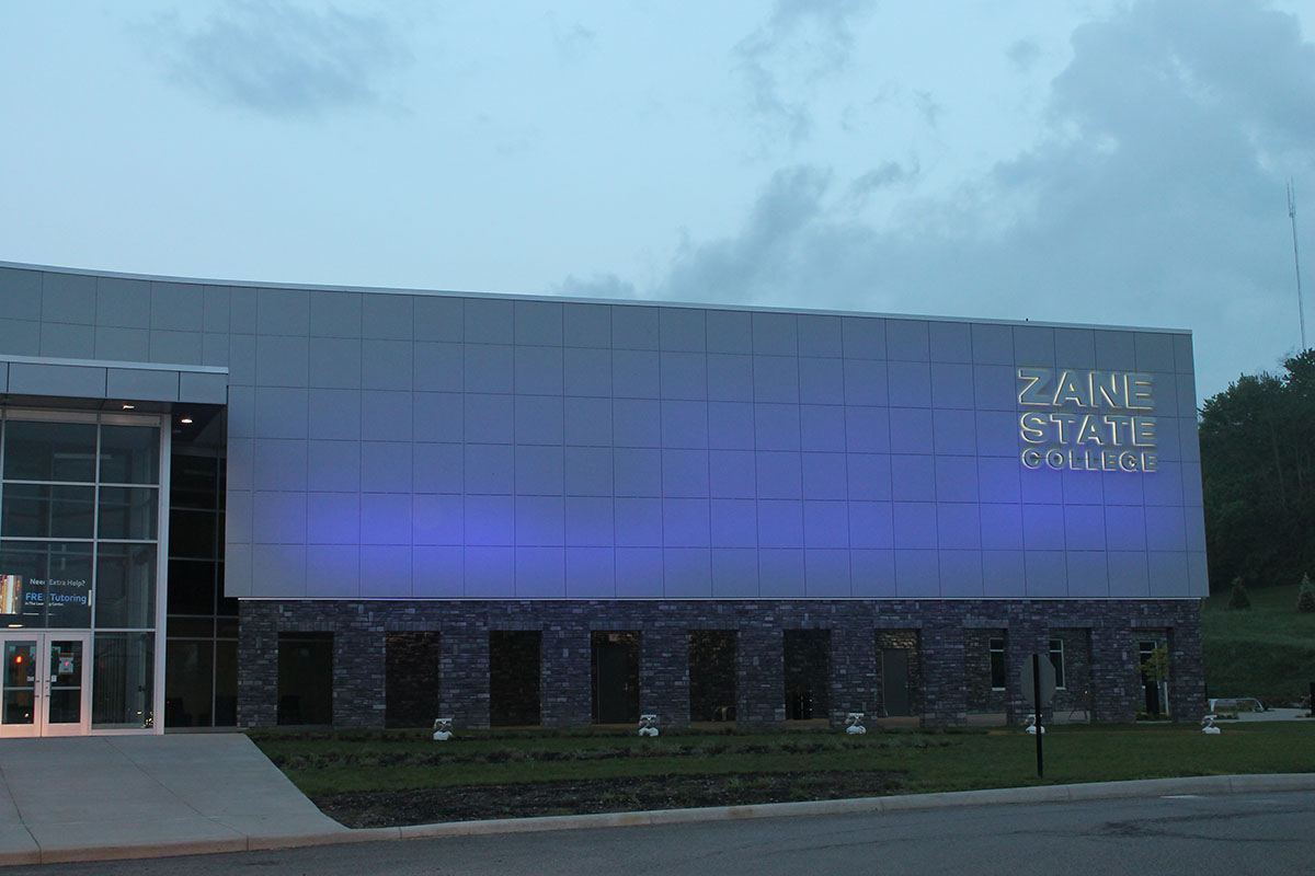 The American Light Company Zanesville Distributors Of